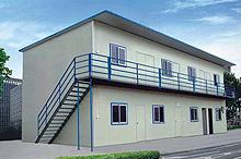 彩钢板房的优势和材料使用说明