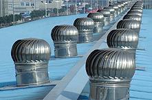 钢结构厂房建设要具备降温通风条件
