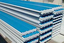 彩钢夹芯板活动厂房结构浅析