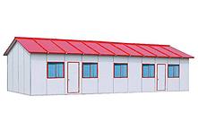 彩钢板房的优势及材料解析