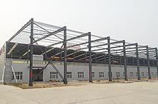 钢结构厂房的优势之处