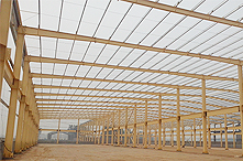 钢结构厂房的日常维护