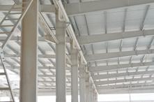 偃师钢结构厂房建设走环保之路的价值